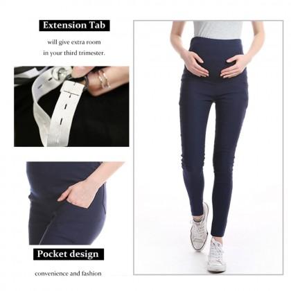 Maternity Long Pants Super Breathable & Comfortable Pregnant Long Pants Seluar Mengandung Panjang 孕妇长裤 现货 Ready Stock 320088