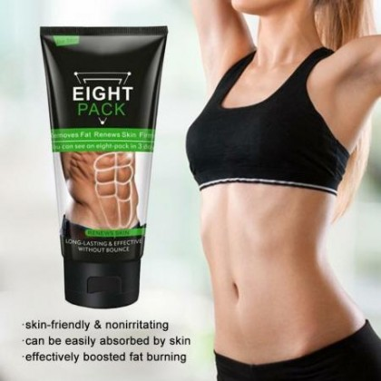 Eight Pack Slimming Cream Abdominal Muscle Strengthening Cream AICHUN BEAUTY【100% ORIGINAL】Fat Burner Lose Weight Cream Muscle Increase Cream Ready Stock 178823ACB