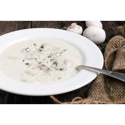 Happy Home Creamy Mushroom Soup【100% Vegetarian】忌廉蘑菇汤 (33g x 2 Sachets) Ready Stock 9551000590165