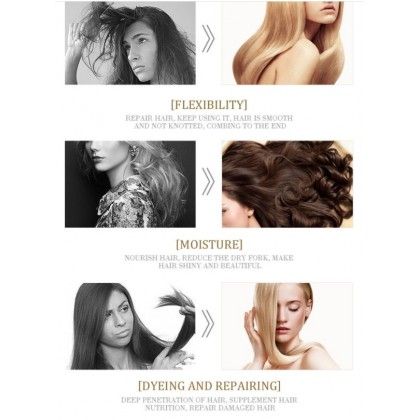 100% Original Disaar Argan Hair Oil Repairing Ultra Moist Hair Treatment Oil Hair Protect Smooth Silk Hair Conditioner Ready Stock 110026ACB