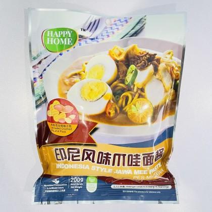 Happy Home Vegetarian Indonesia Style Jawa Mee Paste (200g) 纯素食印尼风味爪哇面酱包