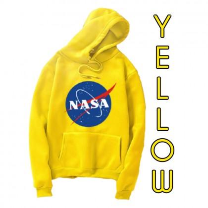 Korean Fashion Women Hoodies Aviation Nxxa Hooded Shirt Casual Outerwear Loose Hoodie Sweatshirt Couple Wear Top Baju Viral Ready Stock 302033