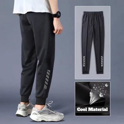 Plus Size Men Sport Pants Korean Fashion Casual Pants Men Sports Students Loose Men Jogging Pants Seluar Panjang / Pendek Lelaki 男士运动长 / 短裤 Ready Stock 210000