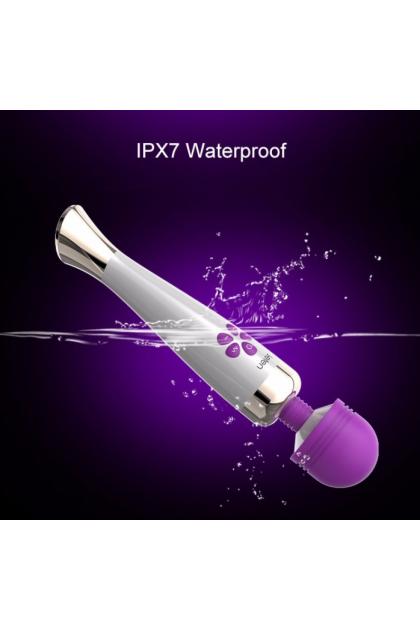 HK LETEN Fantasy Av Rod G-Spot Vibrator Chargeable - PINK Orgasm Adult Sex Toy Alat Sex Perempuan 6920995410124