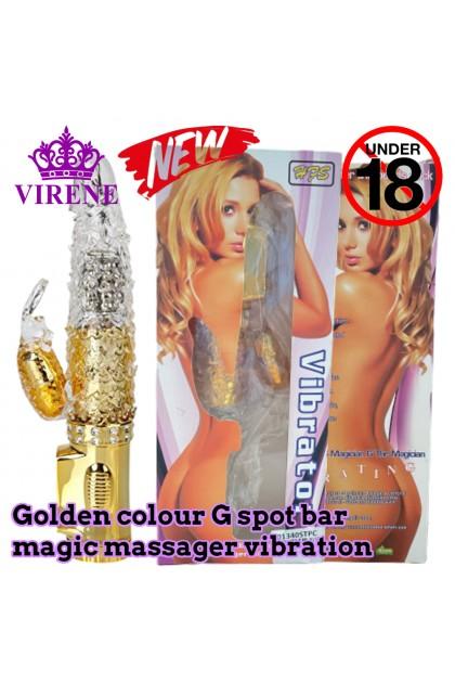 G-Spot and Clitoral Stimulator, Massager Women Vibration Sex Toys, Adults Vibrator Musturbator Ready Stock 601340ST