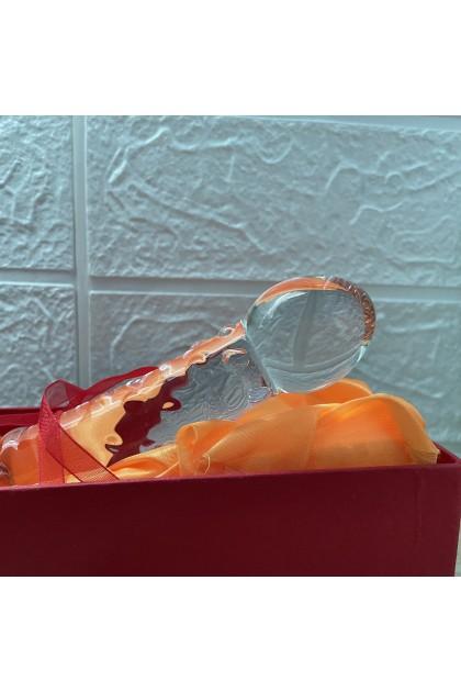 High Quality WOMEN Female Crystal Musturbation Sex Toys Mastubrate Ready Stock 271122ST