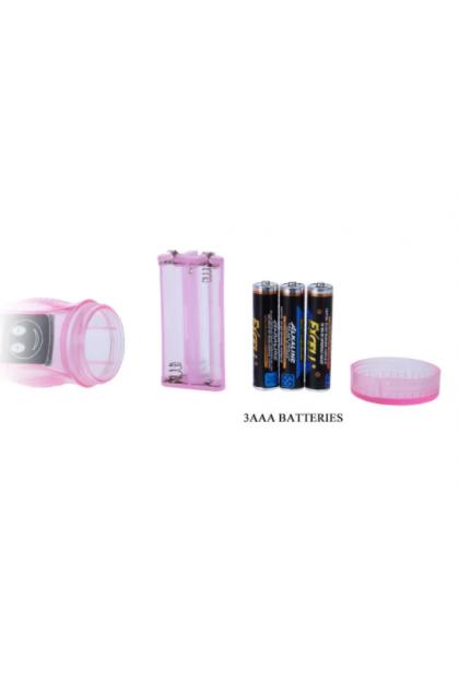Ready Stock Rabbit Vibrator, Double Vibe Waterproof G Spot Vibrators Adult Sex Toys 551145ST