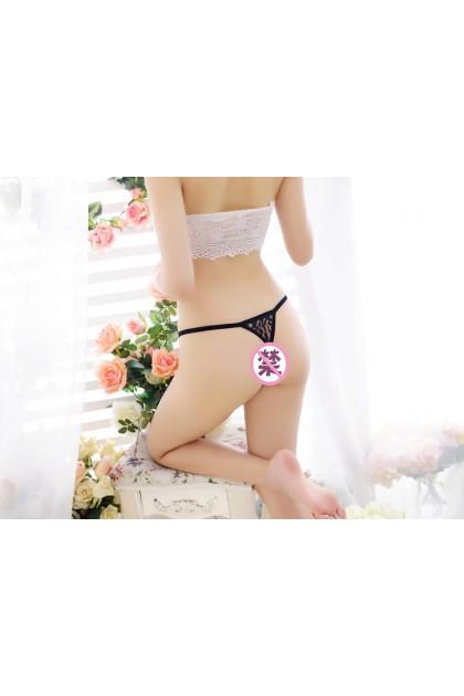 Women Sexy T-Back Sexy Panties Ladies Panty Nightwear G-String Sexy Female Underwear Seluar Dalam Wanita 女士性感底裤 Ready Stock 2133