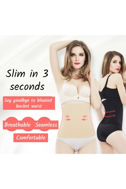 Slimming Girdle Bengkung Body Shaper Postpartum Bengkung Waist Trainer Shapewear Tummy Control Girdle Bengkung Kurus Ready Stock 210045