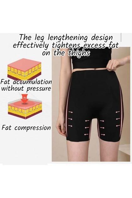 Women Slimming Girdle High Waist Kaka Safety Pant Just CC Tummy Control Hip Up Pant Postpartum Recovery Corset Pant 卡卡同款鲨鱼裤高腰收腹提臀裤 Ready Stock 325500