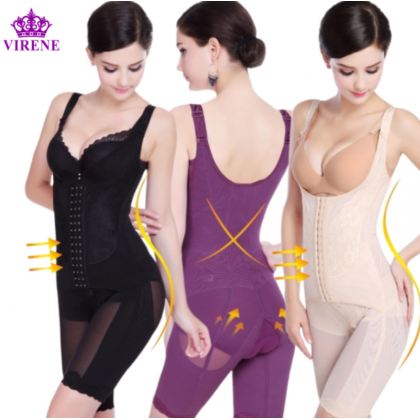Magnetic Corset Full Body Ultra Slim Slimming Full Body Corset Body Shapewear READY STOCK Wholesale 751148
